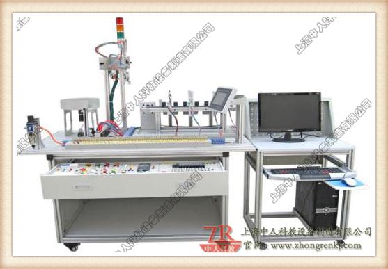 光机电一体化实训考核平台