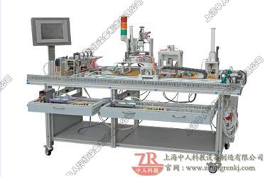 自动生产线拆装与调试实训考核装置
