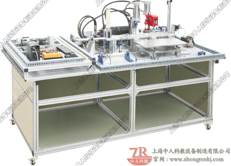 机电液气一体化综合实训考核装置