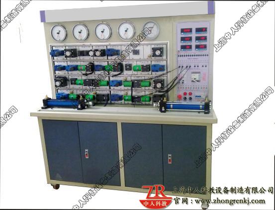 液压泵阀性能测试实验合