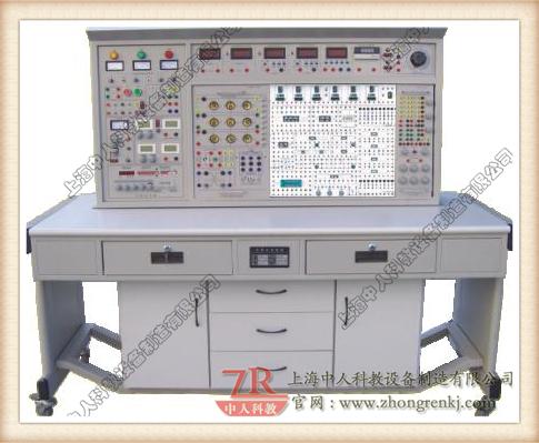 电工、电子、传感器及控制理论技术实训装置
