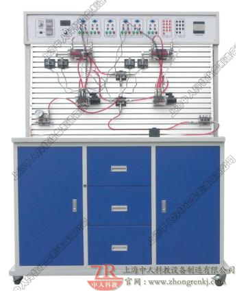 透明液压PLC控制教学实验台