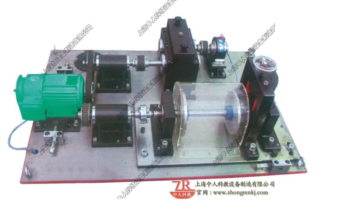 机械传动振动及故障检测及分析实验台