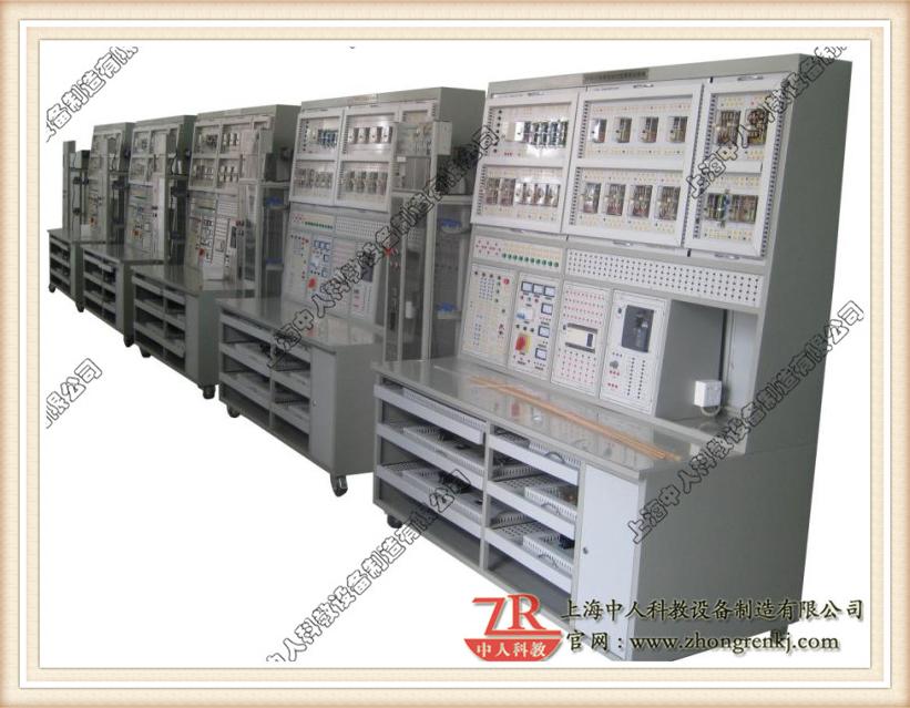 电梯电气线路实训考核装置