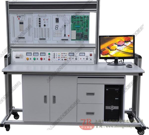 PLC可编程控制器及单片机开发系统综合实验台