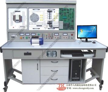 PLC可编程控制及单片机实验开发系统综合实验装置