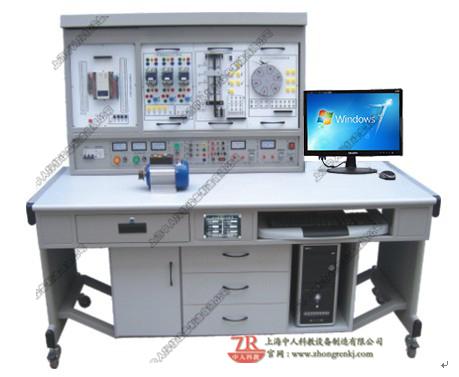 PLC可编程控制及单片机实验开发系统综合实验装置(网络型)