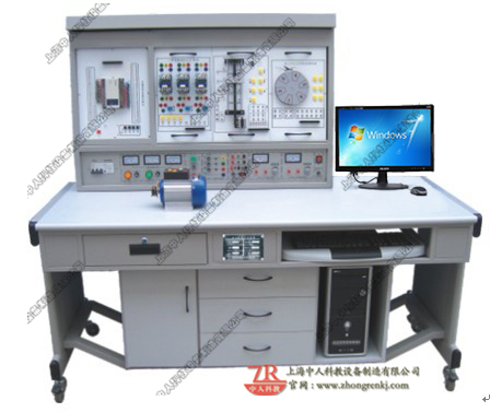 PLC可编程控制器、微机接口及微机应用综合实验装置(网络型)