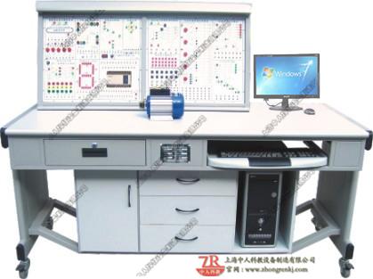 PLC可编程控制实验装置(卧式)
