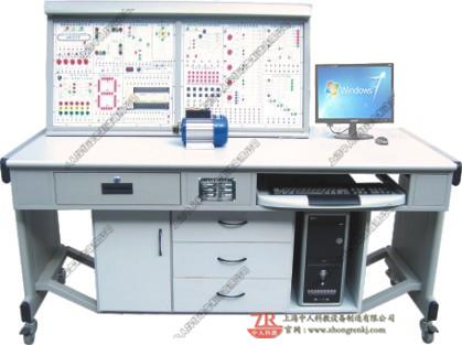 卧式PLC可编程控制实验装置(网络型)