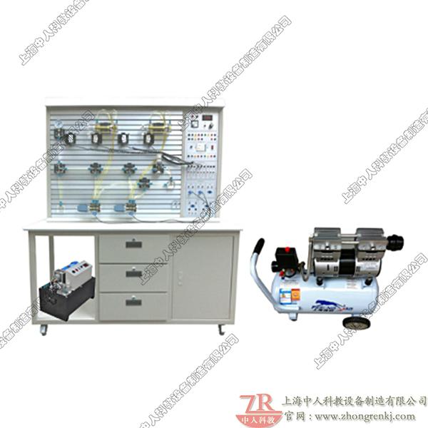 液压与气动传动综合实训装置(双面)