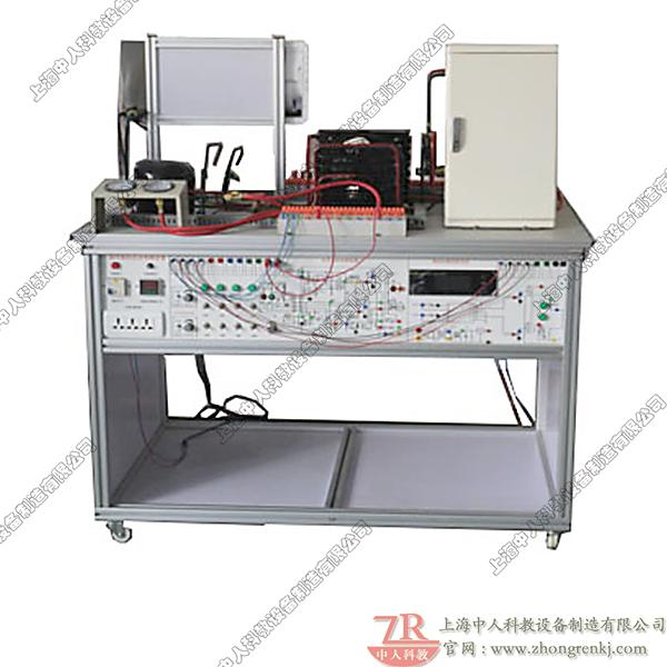 空调与冰箱组装/电气控制系统原理与维修实训台