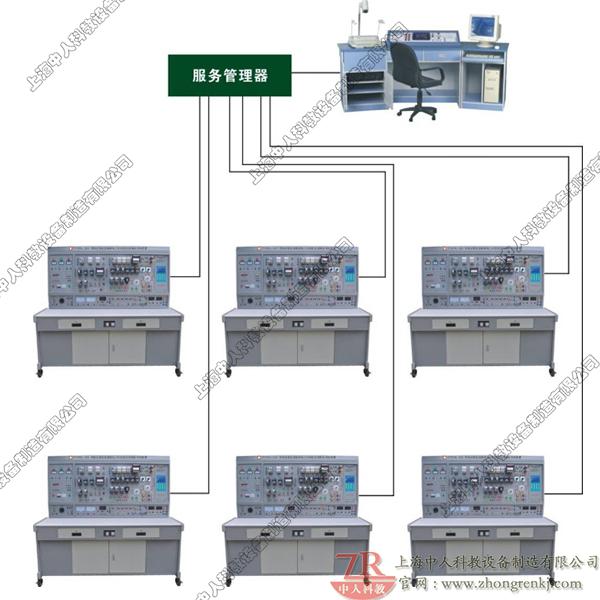 网络化智能型维修电工和技能实训智能考核装置
