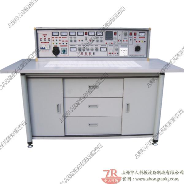 通用电工、电子、电拖(带直流电机)实验与电工、电子、电拖技能实训考核实验室成套设备