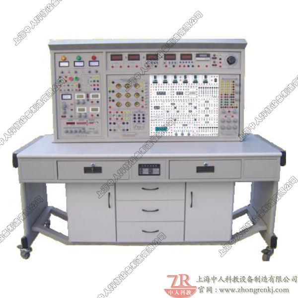 电工·电子·传感器及控制理论技术实训装置