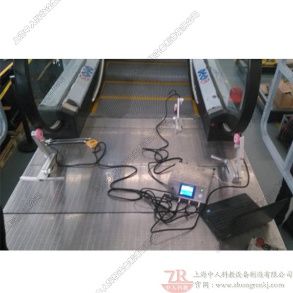 便携式自动扶梯运行性能分析仪
