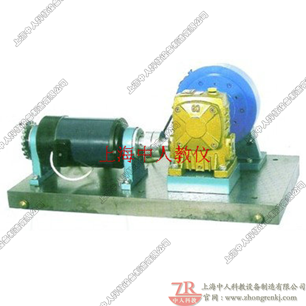 齿轮与蜗杆传动测试实验装置(带微机接口、含软件)