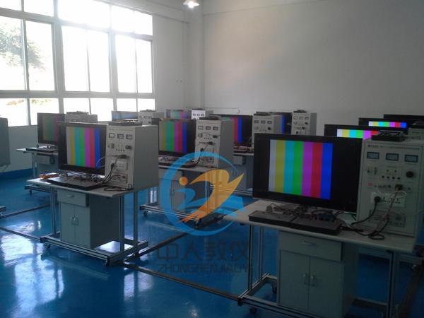 电视机实训考核设备